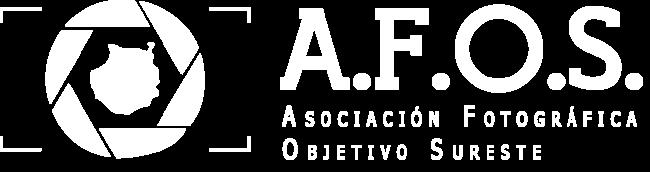 Logo AFOS fondo blanco