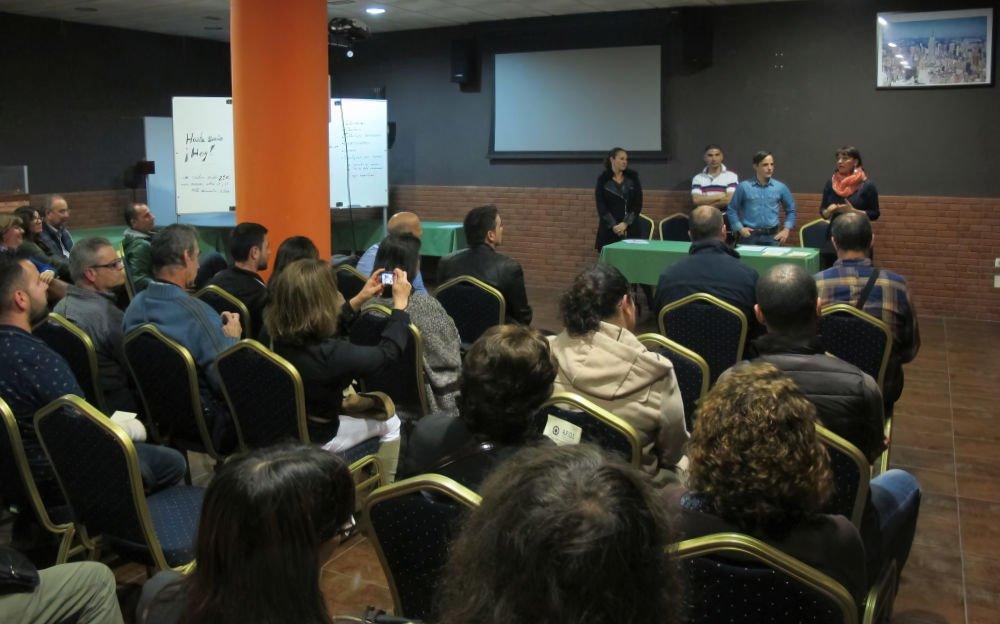 Presentacion de AFOS en 2016