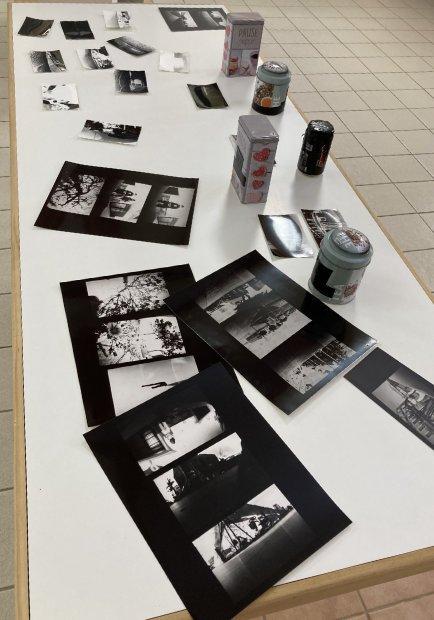 Resultados de fotografia estenopeica